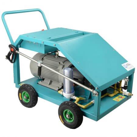 500公斤三相电高压水清洗机
