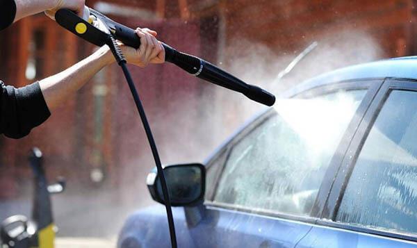 洗车场冲洗机的专业性