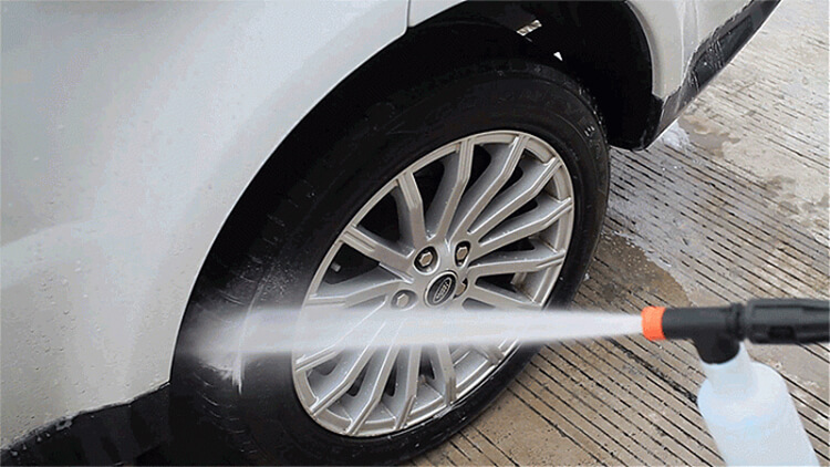 洗车行业高压清洗机常见问题