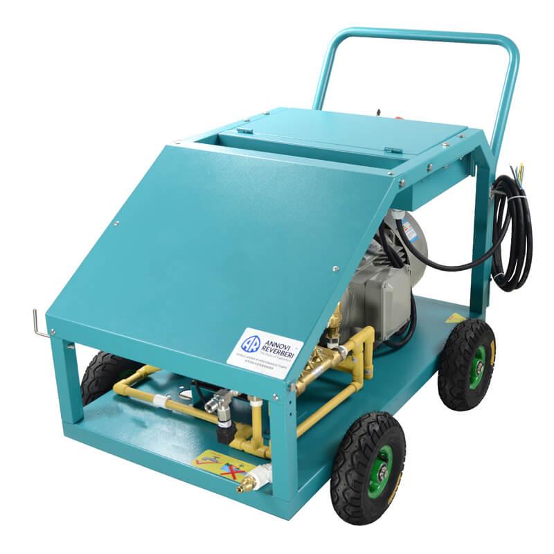 克莱森工业用电动高压清洗机