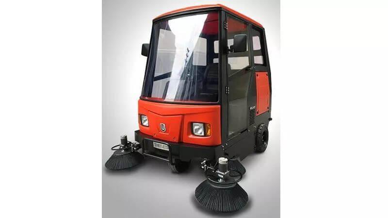 伟顿ED2100扫地车