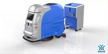 南京特沃斯I-SCRUBBER全自动清洁机器人