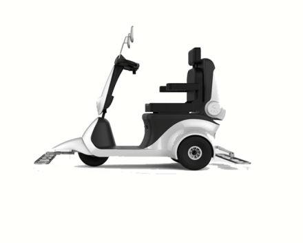 高仙ECOBOT Scrub75 无人驾驶洗地机