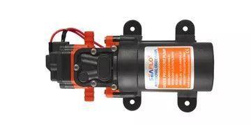 三腔电动隔膜泵